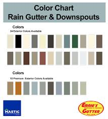 Ply Gem Gutter Color Chart Mastic Gutter Color Chart Best Picture Of Chart Anyimage Org