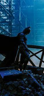 1125x2436 The Dark Knight Aftermath 4k ...
