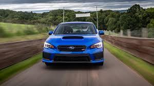 Subaru Blue Coolant Light Chasing A Prewar Hillclimb Record In A 2019 Subaru Wrx Sti
