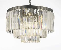 odeon crystal glass fringe chandelier chandeliers lighting traditional chandeliers by css inc