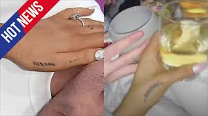 Ariana Grande Covers Up A Second Pete Davidson Inspired Tattoo