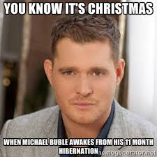 Michael Buble Finals | Meme Generator via Relatably.com