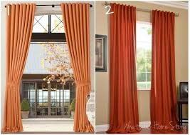 curtains 4 less curtains rust color curtains decorating e colored decor orange curtain ideas for bedrooms