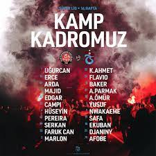 Trabzonspor on Twitter: