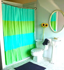 small stall shower curtain curved rod size in for ins s