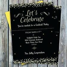 Formal Christmas Party Invitations Business Dinner Invitation Smart 9 Wording Ideas All Photo