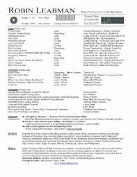 Photographer Resume Sample Photographer Resume Format Breathtaking Curriculum Vitae Sample 41
