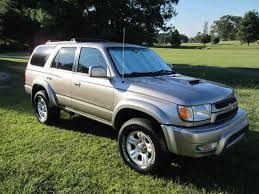 FS/FT: (For Sale or Trade) TN: Mint 2002 Toyota 4runner Sport 4x4 ...
