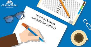 harvard business school essay analysis for crackverbal harvard essay analysis