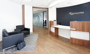 software company office. Interaction Case Study | Procentia Bristol IT Software Company Office Fit-out