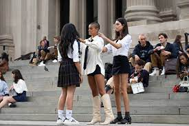 Gossip Girl' Reboot Fashion ...