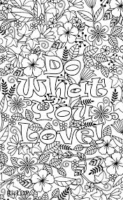 Small Picture 80 best coloring quotes images on Pinterest Coloring books