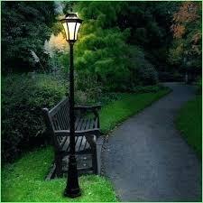 post lights solar solar power outdoor lamp post solar garden lights lighting solar garden lamp post