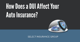Sr22 Insurance Quotes 100 Amazing How Does A DUI Record Affect Your Auto Insurance Select Insurance Group
