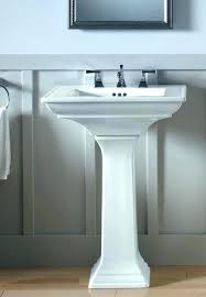 glamorous small pedestal sinks on modern for bathrooms sink contemporary uk cool of with regard to