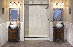 tub shower combo bathroom and barrier free showers bathtub shower combos low entry shower tub shower combo
