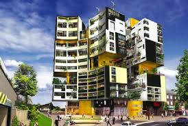 Apartment Complex Design Ideas