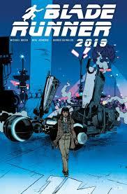 Blade Runner 2019 Reveals Stunning Cover For New Arc
