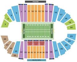 Bulldog Stadium Tickets And Bulldog Stadium Seating Chart