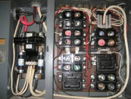 electrical panel upgrades in mississauga, oakville, kleinburg, woodbrige upgrade fuse box through a common wall Upgrade Fuse Box #25