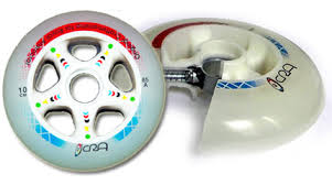 Inline Wheels Hardness Chart Anatomy Of An Inline Skate Wheel Online Skating Com