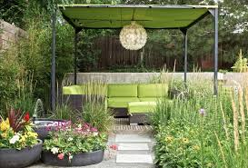 Fanciful Cheap Landscaping Idea Backyard On A Budget Fire Pit Easy Impressive Small Garden Design Ideas On A Budget Pict