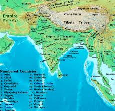 the changing map of india from 1 ad to the 20th century India Map Before 1600 India Map Before 1600 #28 india map before 1600