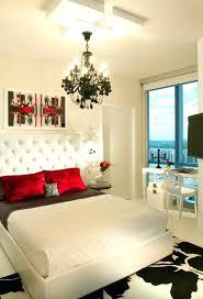 black chandelier for bedroom lighting in decor 11