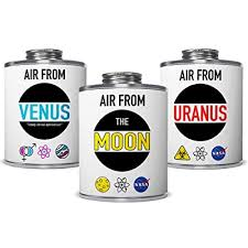 in funny quart gift cans with cap