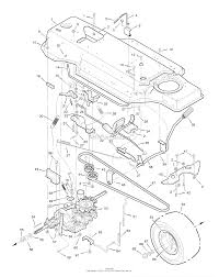 Wiring diagram for murray riding mower model 40504x92a belt diagram