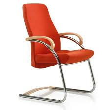 nice office chairs uk. Zante Visitor Cantilever Chair With Wooden Arms Nice Office Chairs Uk D