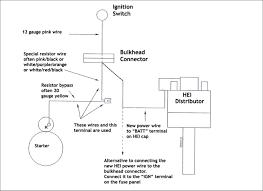 gm hei distributor wiring diagram lovely luxury gm starter solenoid Starter Relay Switch at Gm Distributor Wiring Diagram Without Starter Relay
