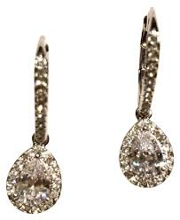 nadri silver tear drop crystal drop earrings 21409069 0 1