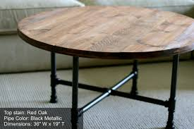 distressed wood furniture diy. Round Rustic Coffee Table Home For You Canada Tables Diy Distressed Wood Furniture S