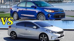 2018 kia rio sport. beautiful 2018 2018 kia rio sedan vs 2017 cerato with kia rio sport