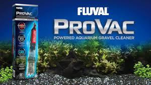 Fluval ProVac Powered <b>Aquarium</b> Gravel Cleaner - YouTube