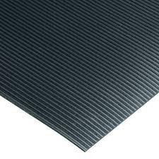 corrugated rubber runner mats