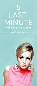 5 last minute costumes using things you already own