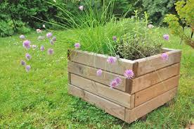 how to make a garden planter box