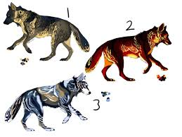 Realistic Wolf Designs Non Realistic Wolf Designs Wolf Design Drawings Wolf