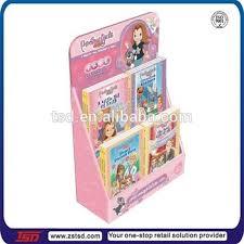 Cardboard Book Display Stands Tsdc100 Custom Cardboard Single Book Display Standcounter 31