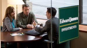 Working With A Personal Financial Advisor Edward Jones