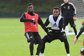 Arsenal team news: Eddie Nketiah and ...