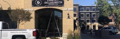 Grace coffee co., madison, wisconsin. Grace Coffee Co To Open 4th Location In Former Helbachs Spot