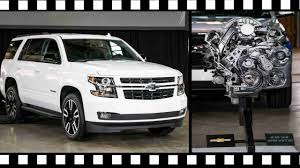 2018 chevrolet rst. contemporary rst 2018 chevrolet tahoe u0026 suburban get sporty rst package to chevrolet rst