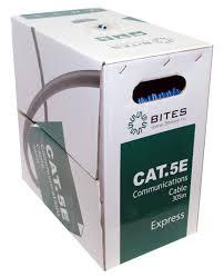 <b>Сетевой кабель 5bites UTP</b> SOLID 5E CCA CCS PVC 305M - Чижик
