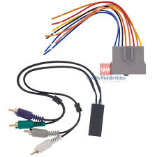 metra 70 5510 car stereo wiring harness for 1986 2001 ford