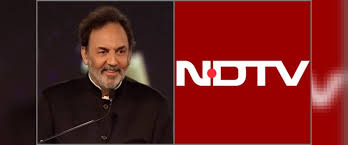 NDTV Decries Attack on Free Speech as CBI Searches Prannoy Roy's Premises