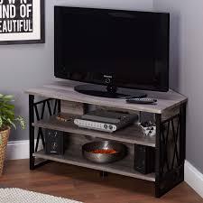 Simple Living Seneca Corner TV Stand - Free Shipping Today - Overstock.com  - 16769570