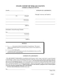 Georgia Divorce Forms Online Free Resume Examples Nayvii